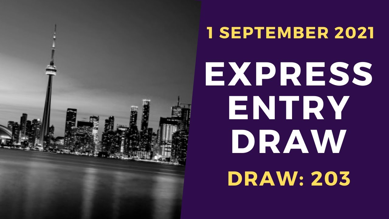 Canada Immigration Express Entry Draw