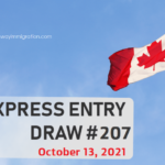 Express Entry Draw #207